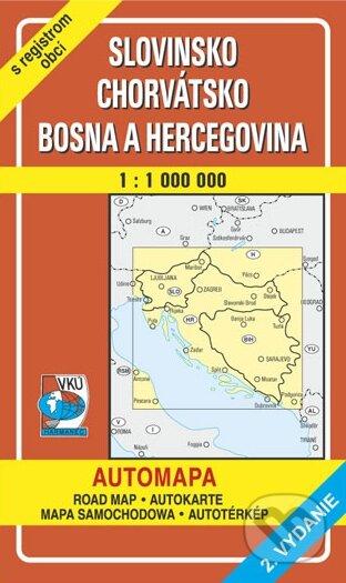 Slovinsko, Chorvátsko, Bosna a Hercegovina - Kolektív autorov