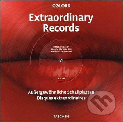 Extraordinary Records - Giorgio Moroder, Alessandro Benedetti