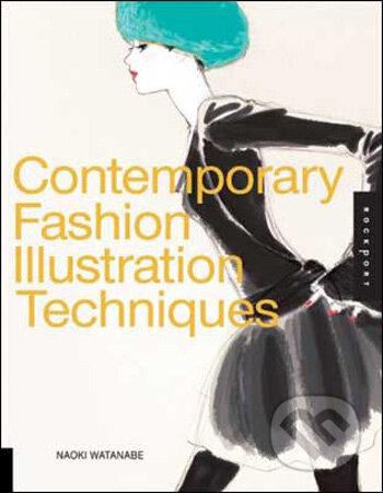 Rockport Contemporary Fashion Illustration Techniques - Naoki Watanabe