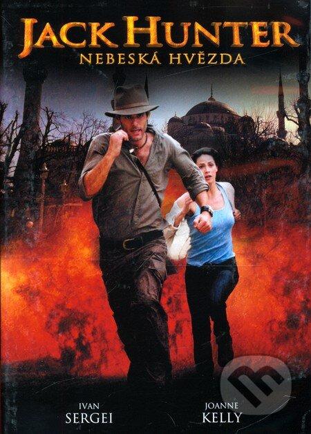 Jack Hunter : Nebeská hviezda DVD