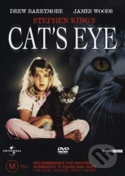 Mačacie oko DVD
