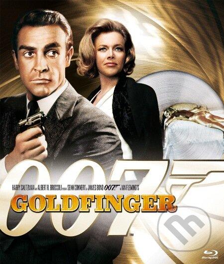 Goldfinger BLU-RAY