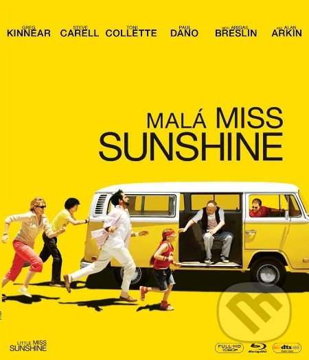 Malá Miss Sunshine BLU-RAY