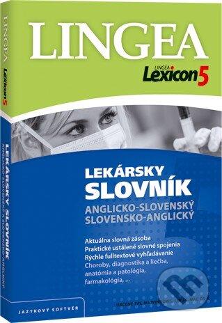 Anglicko-slovenský a slovensko-anglický lekársky slovník -