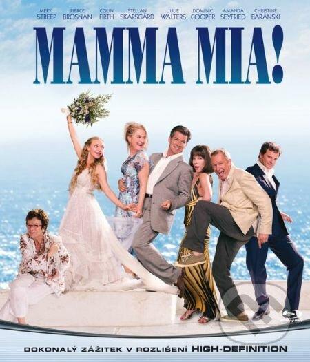 Mamma Mia! BLU-RAY