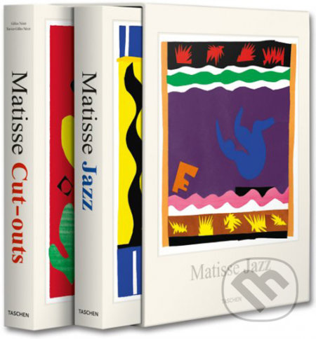Henri Matisse, Cut-outs. Drawing With Scissors, 2 Vol. - Xavier-Gilles Néret