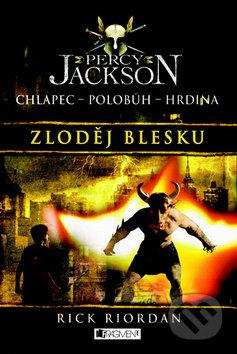 Percy Jackson - Zloděj blesku - Rick Riordan