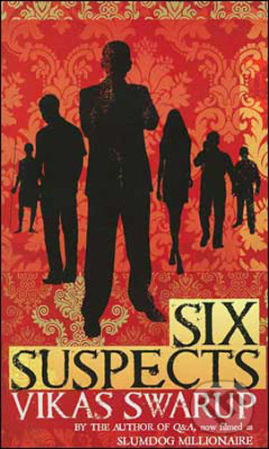Six Suspects - Vikas Swarup