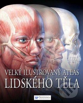 Velký ilustrovaný atlas lidského těla -