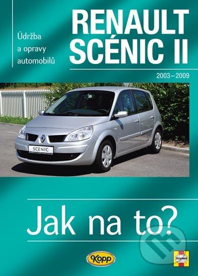 Renault Scénic II 2003 – 2009 -