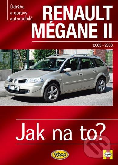 Renault Mégane II 2002 – 2008 -