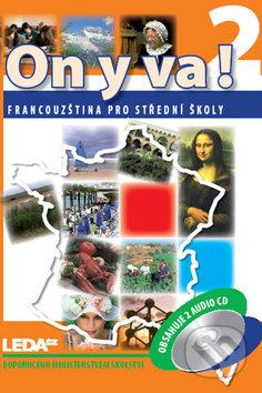 On y va! 2 (Sada učebnice + 2CD) -