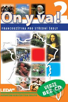 On y va! 2 (Učebnice bez CD) -