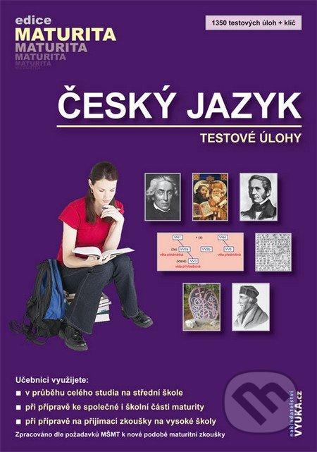 Český jazyk - Petra Mrákotová