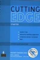 Cutting Edge - Starter: Teacher\'s Book with Test Master Multi-ROM - Sarah Cunningham, Peter Moor