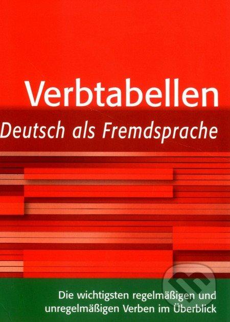 Verbtabellen Deutsch als Fremdsprache - Sabine Dinsel, Susanne Geiger