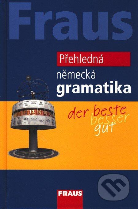 Přehledná německá gramatika - Náhled učebnice