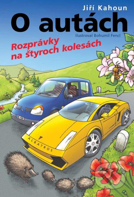 O autách - Jiří Kahoun