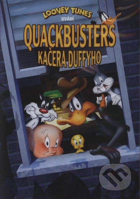 Quackbusters káčera Daffyho DVD