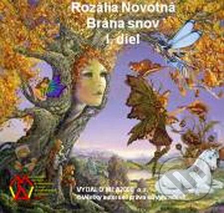 Brána snov I. diel (e-book v .doc a .html verzii) - Rozália Novotná