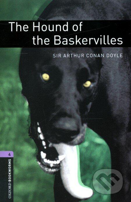 The Hound of Baskervilles + CD - Arthur Conan Doyle