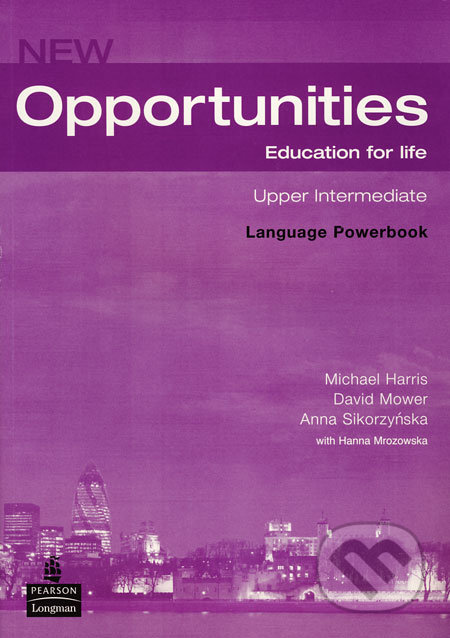 New Opportunities - Upper Intermediate - Language Powerbook - Michael Harris a kol.
