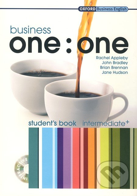 Business one : one Intermediate Student\'s Book with MultiROM - Rachel Appleby