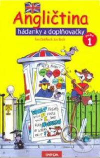 Angličtina: Hádanky a doplňovačky 1. díl - Tom Dahlke, Jan Birck