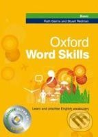 Oxford Word Skills - Basic Student´s Pack (Book and CD-ROM) - Ruth Gairns, Stuart Redman
