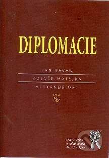 Diplomacie - Zdeněk Matějka, Alexandr Ort, Jan Kavan