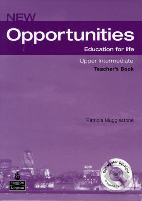 New Opportunities - Upper-Intermediate - Teacher\'s Book - Patricia Mugglestone