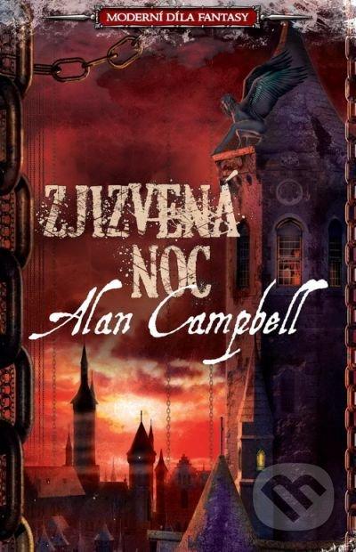 Zjizvená noc - Alan Campbell