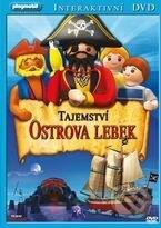 Playmobil: Tajomstvo Ostrova lebiek DVD