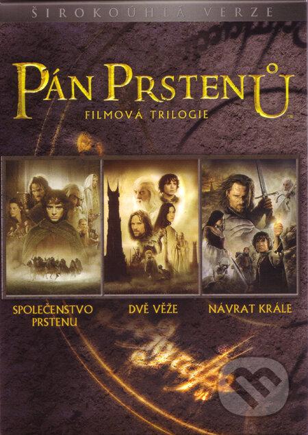 Pán prsteňov - Kolekcia DVD