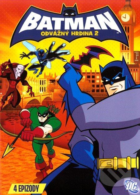 Batman: Odvážný hrdina 2 DVD