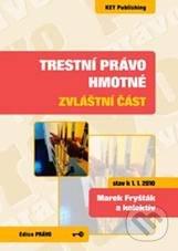 Trestní právo hmotné - Marek Fryšták a kolektív