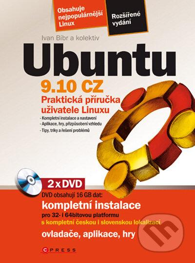 Ubuntu 9.10 CZ - Ivan Bíbr a kolektiv