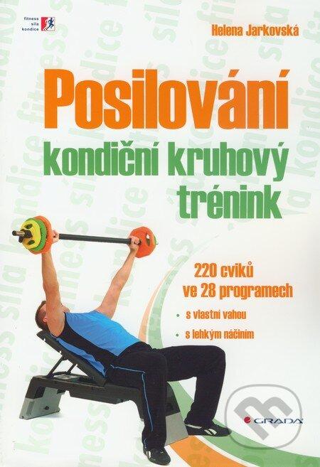 Posilování – kondiční kruhový trénink - Helena Jarkovská