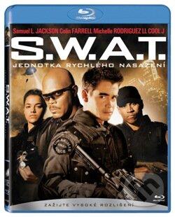 S.W.A.T. - Jednotka rýchleho nasadenia BLU-RAY