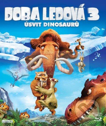 Doba ľadová 3: Úsvit dinosaurov BLU-RAY