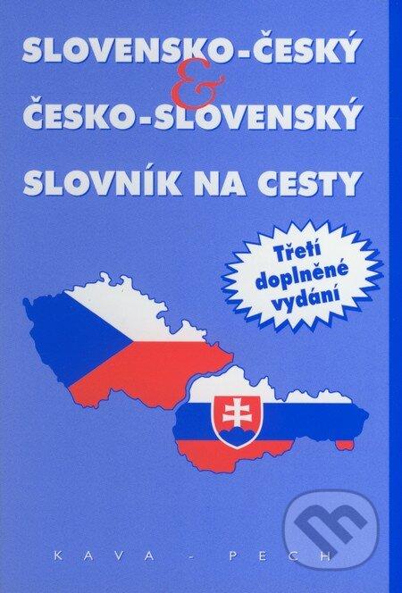 Slovensko-český a česko-slovenský slovník na cesty - Magdaléna Feifičová, Vladimír Němec