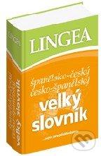 Španělsko-český česko-španělský velký knižní slovník -