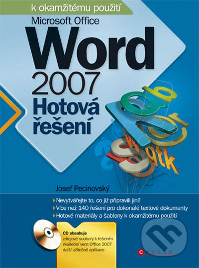 Microsoft Office Word 2007 - Josef Pecinovský