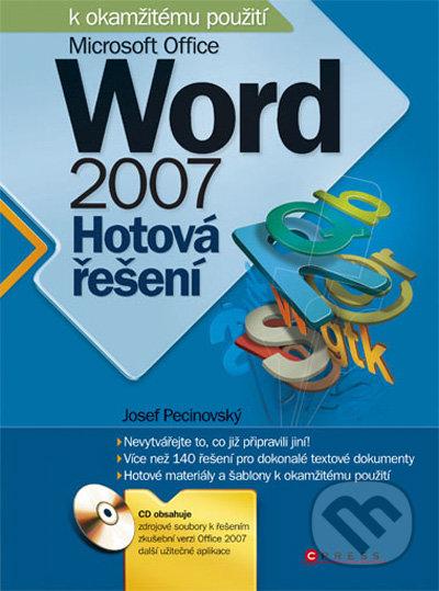 Microsoft Office Word 2007 - Josef Pecinovský