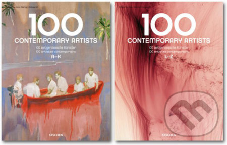 100 Contemporary Artists -
