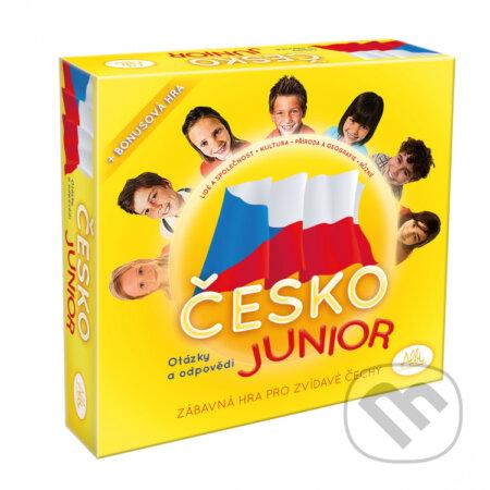 Česko - otázky a odpovědi (Junior) -