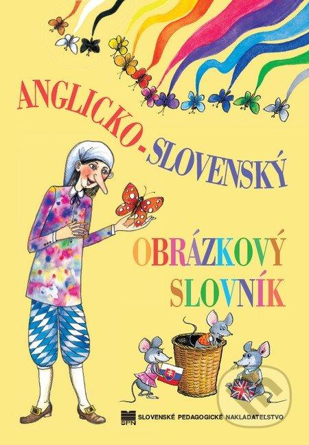Anglicko-slovenský obrázkový slovník -