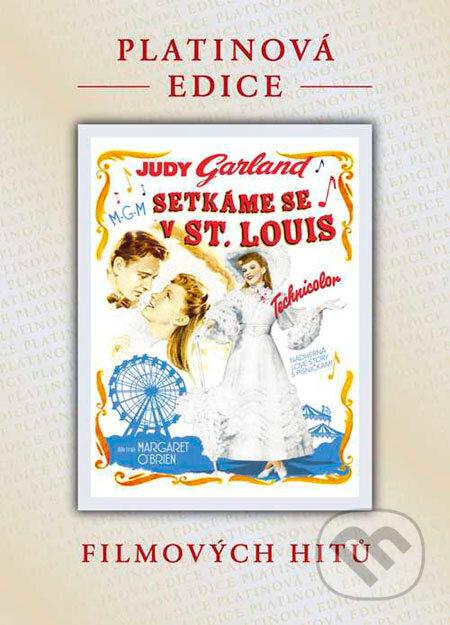 Stretneme sa v St. Louis DVD