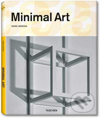 Minimal art daniel marzona knihy for Minimal art by daniel marzona