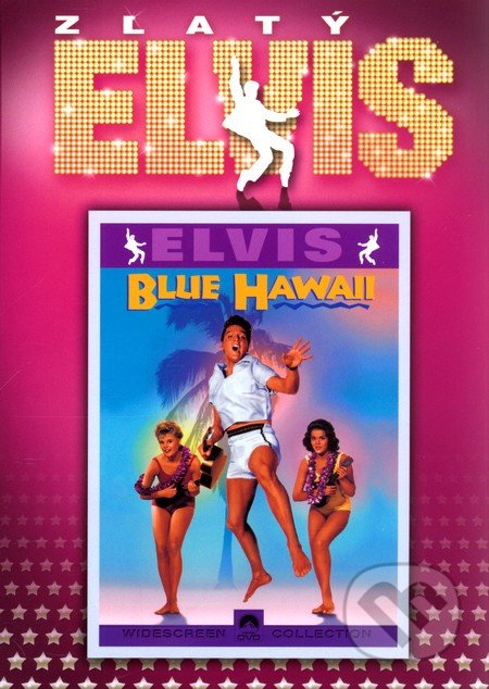 Elvis Presley: Blue Hawaii DVD
